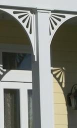 Durabrac Vinyl PVC Brackets - Exterior Components