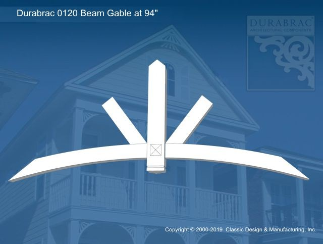 0120 Beam Gable