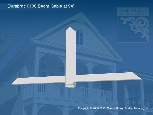0130 Beam Gable