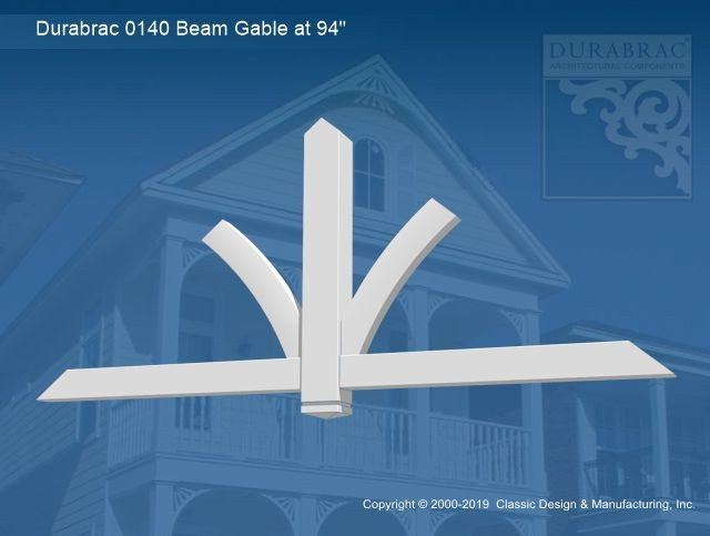 0140 Beam Gable