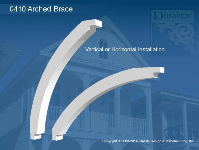 0410 Arched Brace