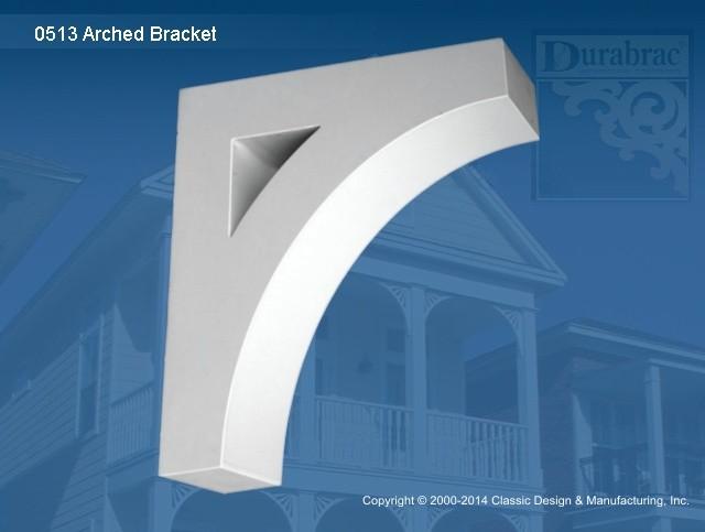 0513 Arched Bracket