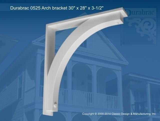 0525 Arch Bracket
