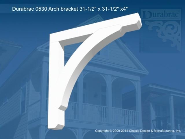 0530 Arched Bracket