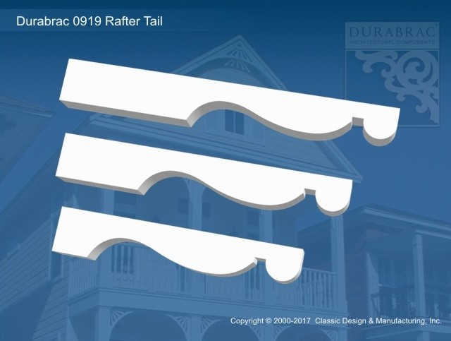 0919 Rafter Tail