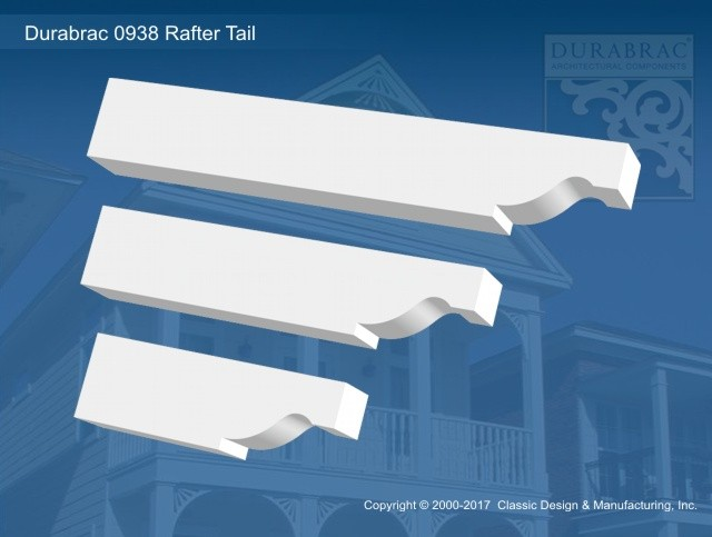 0938 Rafter Tail
