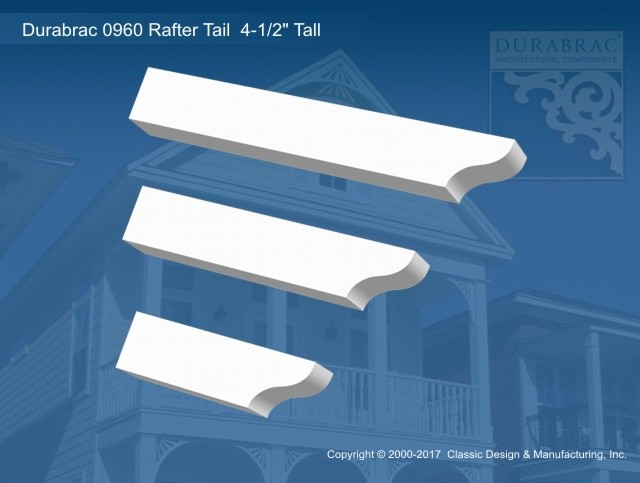 0960 Rafter Tail