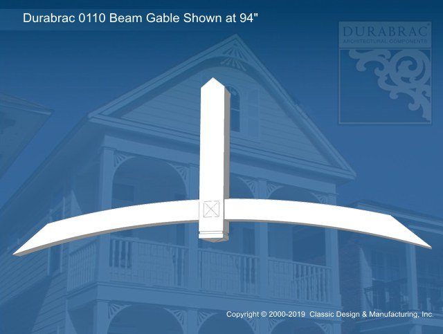 0110 Beam Gable
